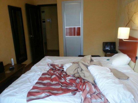 Parot Quality Apartments : main bedroom