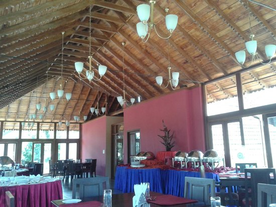 Springdale Heritage: dining area