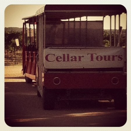 Cottonwood Wine Tours: Cellar tour anyone?