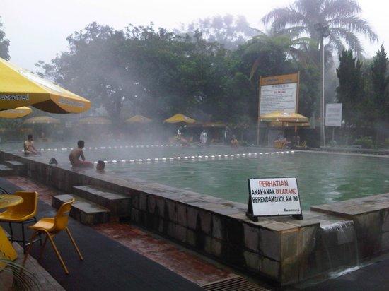 Puspa Sari Hotel Ciater: Hot springs