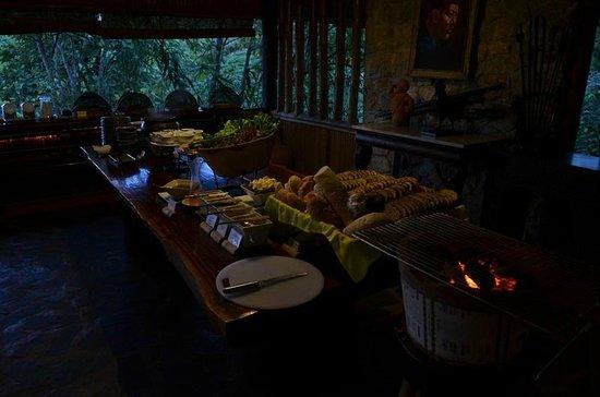 Phu Chaisai Mountain Resort: Breakfast buffet