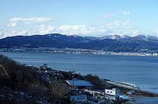 Shimosuwa Onsen