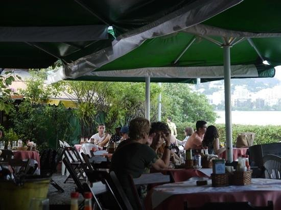 Arab da Lagoa: ambiance et vue