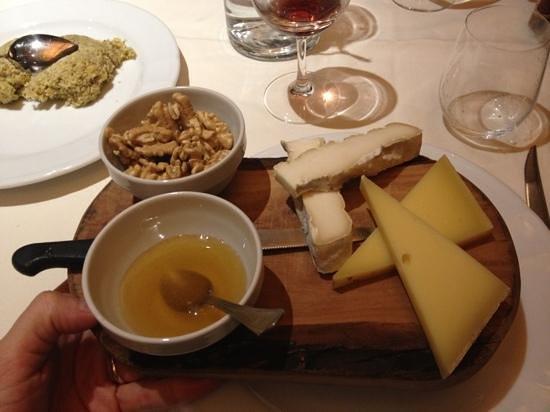 Agriturismo Rini: formaggi