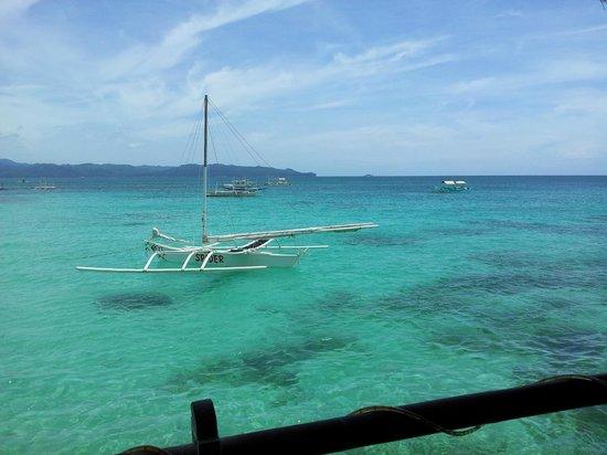 Spider House Resort: breathe-taking ocean view