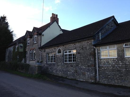 The Hunters Rest Inn : my rest for the night