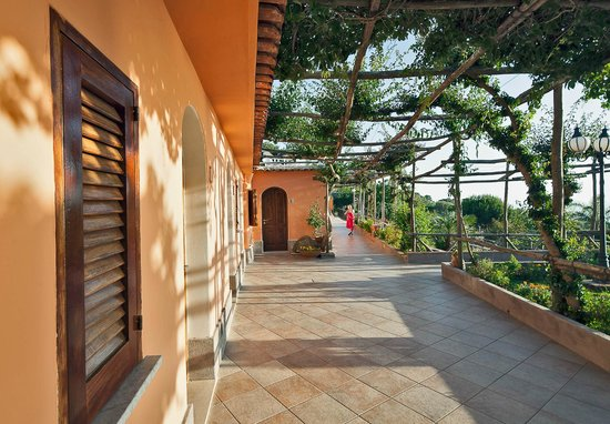 Hotel Il Girasole: Terrazze