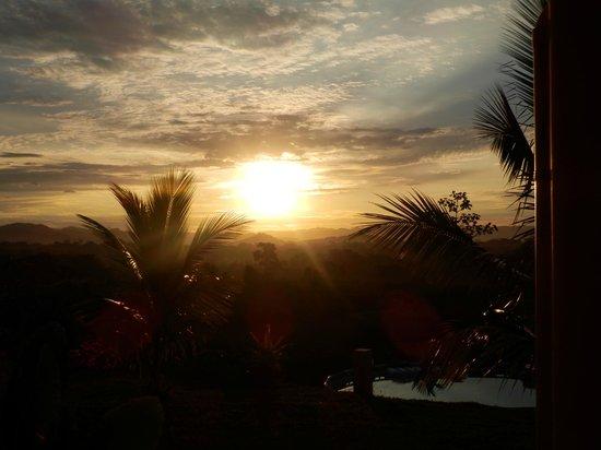 Finca Buena Vista: Sonnenaufgang