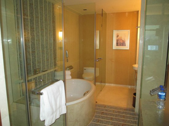 Sheraton Grand Beijing Dongcheng Hotel: Bathroom