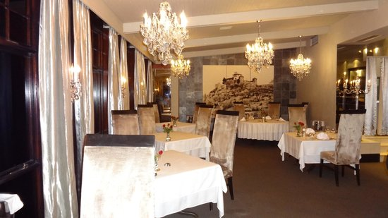Hotel Heinitzburg: Leo's Speisesaal