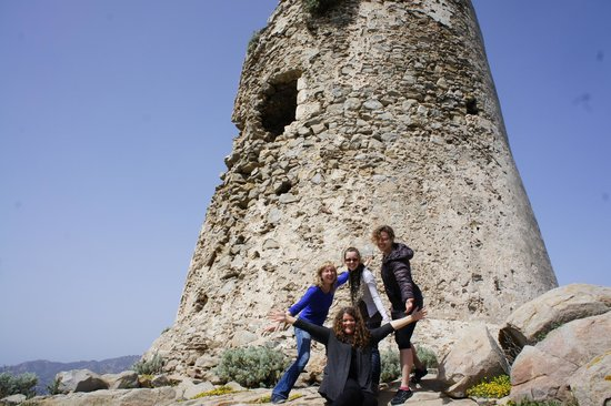 Sardinia Dream Tour - Day Tour: Spanish Tower