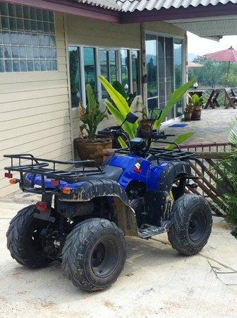 Kum Nangpaya : ATV