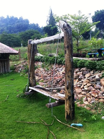 Kum Nangpaya: In the garden