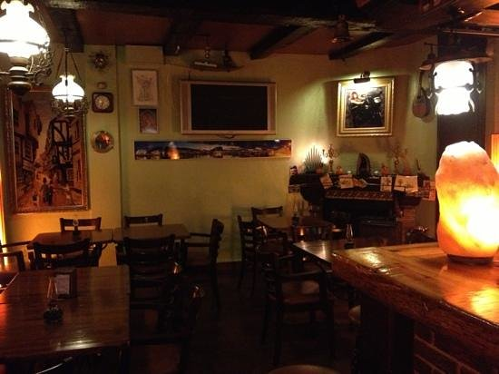 casa juanita : comedor interior