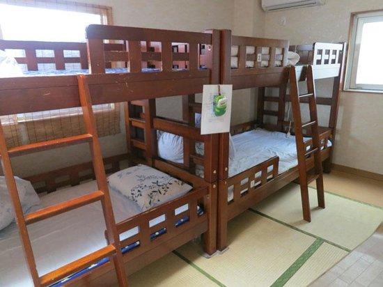 Asakusa Ryokan Toukaiso: Shared 4 person room