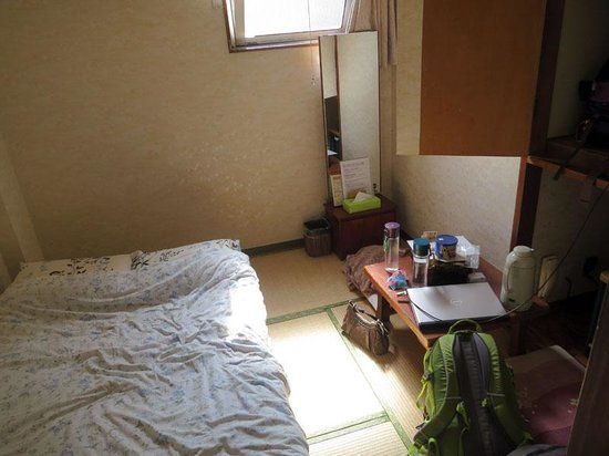 Asakusa Ryokan Toukaiso: Double bed room