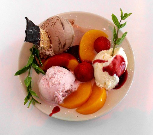 Sundae Best Ice Cream Parlour: one of our delicious sundaes