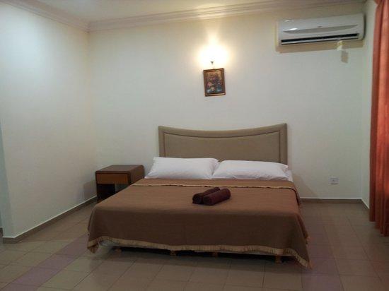 Maicare Inn: our room