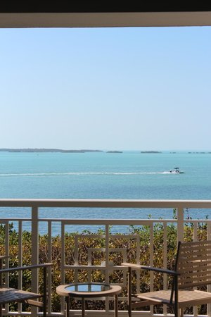 Hilton Key Largo Resort: View
