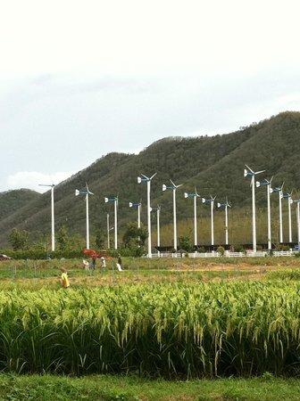 Chang Hua Man Royal Project: Eole park