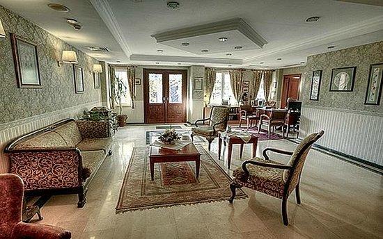 Erguvan Hotel: LOBBY