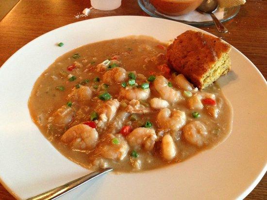 Mayfel's: Shrimp and Crab Etoufee