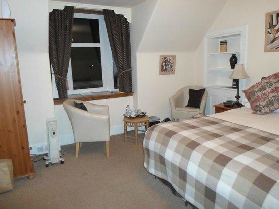 Heathcote Bed & Breakfast: Room