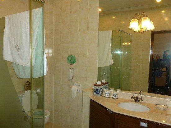 Pousada de Mong-Ha: Bathroom