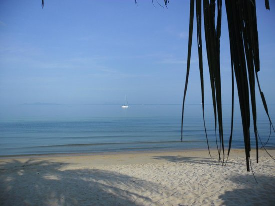 Rajapruek Samui Resort: An amazing beach view