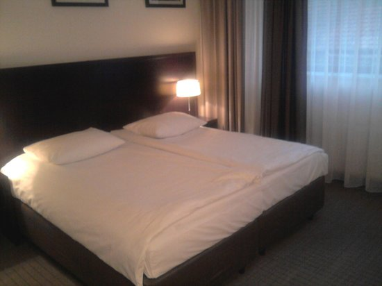 Europeum Hotel: CAMERA