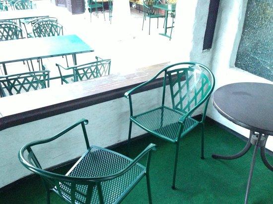 Landhotel Dörr: Terrace
