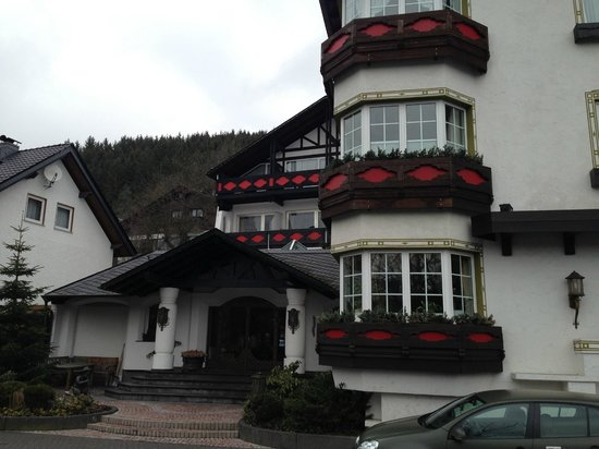 Landhotel Dörr: Landhotel Doerr - Bad Laasphe