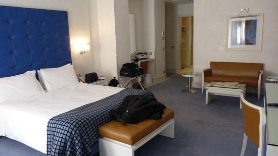 Palace Bonvecchiati: Chambre