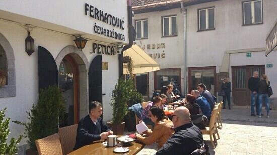 Petica Cevabzinica : Sarajevo