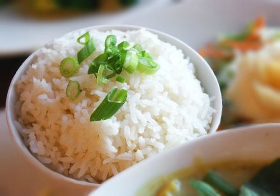 Thai Basil: Jasmine Rice