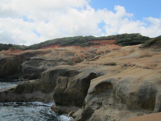 The Nixons Bay Side Mangrove Inn: Red Rock