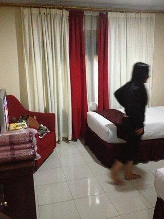 The Poencer Hotel & Resort: sitting area