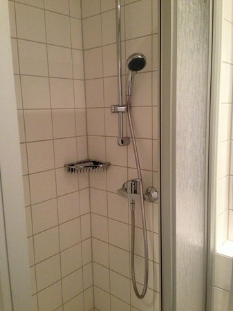 Best Western Amedia Passau: Shower