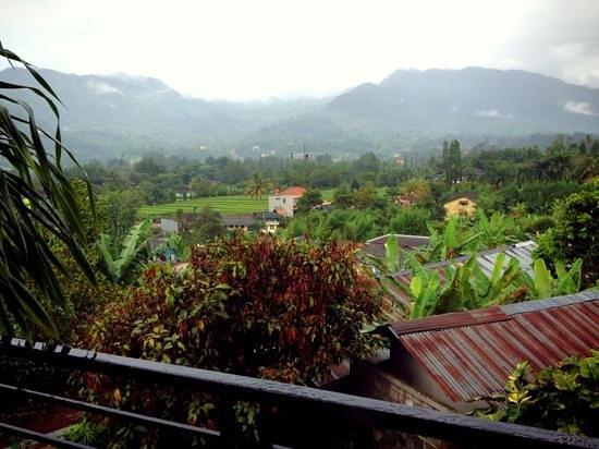 The Poencer Hotel & Resort: balcony view