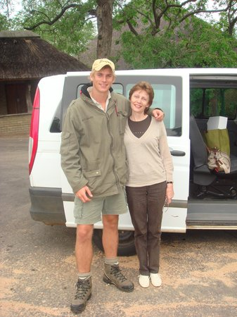 Singita Lebombo Lodge: Best guide James