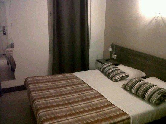 Danieli Hotel: Zimmeransicht Einzelzimmer