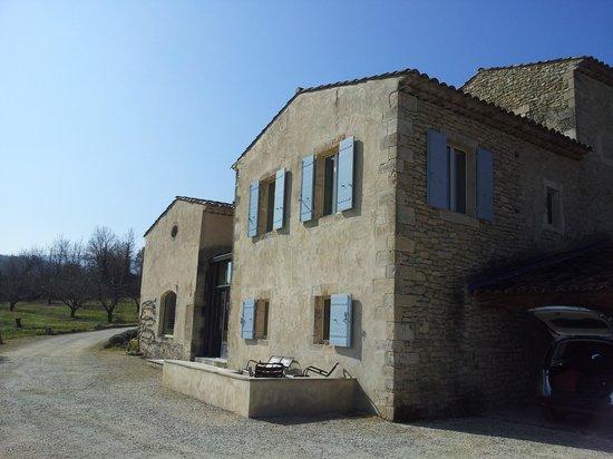Le Mas del Sol: The house