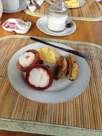 Karangsari Guest House: Breakfast