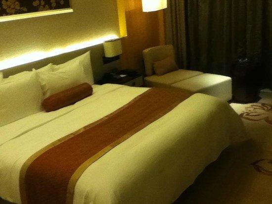 ฮิลตันกวางโจว์ไบยันโฮเต็ล: Room 818