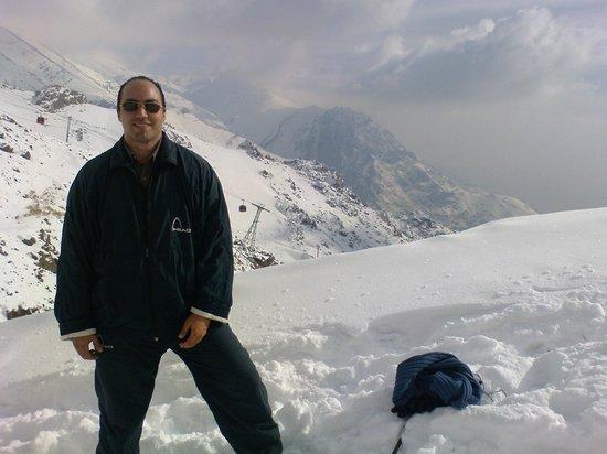 Mount Tochal: Near to Tochal Peak