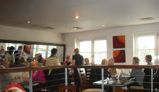 The Ivory Rooms Restaurant: Smart dining