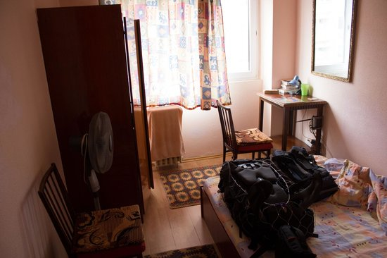 Hostel Tina: The double room