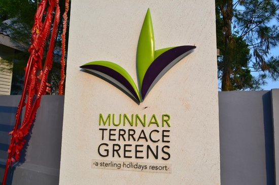 Munnar - Terrace Greens, A Sterling Holidays Resort: Entrance