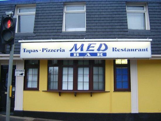 Med Bar Restaurant: Med Bar