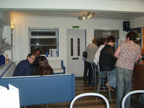Med Bar Restaurant: Cocktail Reception Bar